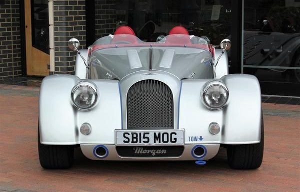 Morgan Plus 8 Speedster | Spotted