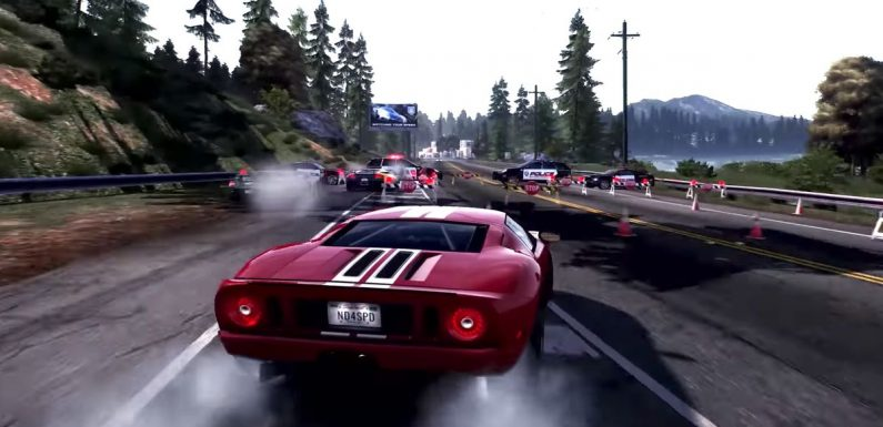 Here's Your First Look At Need For Speed Hot Pursuit Remastered