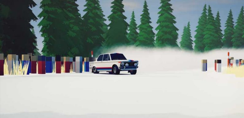 <em></noscript>Art of Rally</em> Is a Beautiful Racing Game Made by a Car Enthusiast