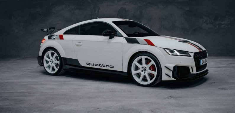 40 Years of Quattro With Special Audi TT RS