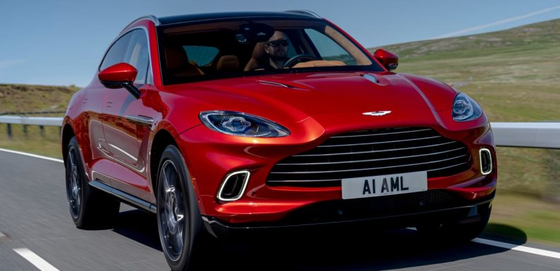 Mercedes to increase Aston Martin share holding to 20% as part of new deal