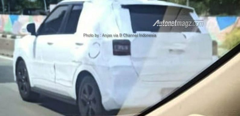 Daihatsu Rocky set for Indonesia, SUV spied testing – paultan.org
