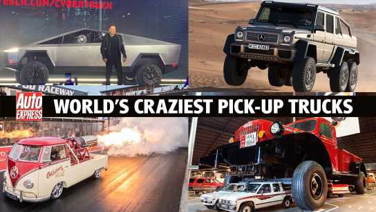 The world's craziest pick-up trucks – page 9