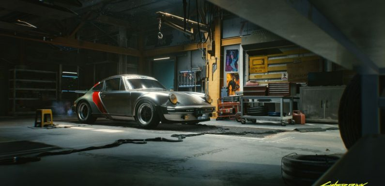 Porsche 930 Turbo and Arch Motorcycle Method 143 to feature in upcoming Cyberpunk 2077 video game – paultan.org