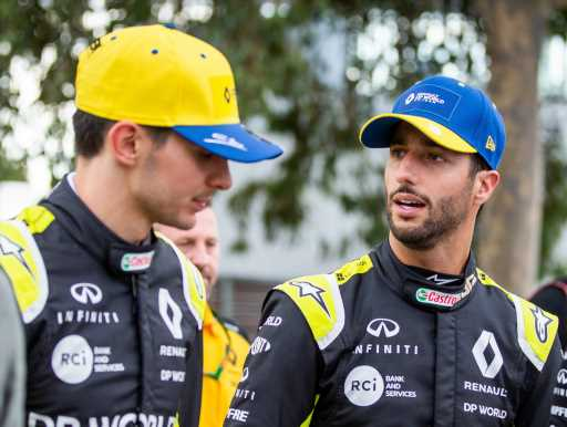 Renault: Daniel Ricciardo's ability overshadowing Esteban Ocon | F1 News by PlanetF1