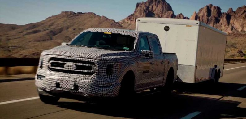 Here's How Ford Torture Tested the F-150 Hybrid to Make Sure It Doesn't Blow This Shot