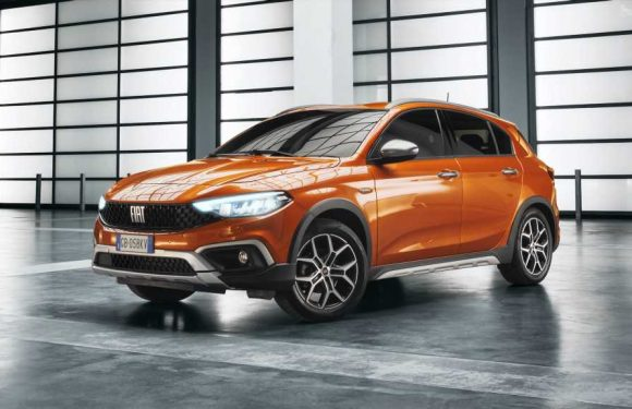 Were the Fiat Tipo Cross a Dodge, It Could Chase the Subaru Crosstrek