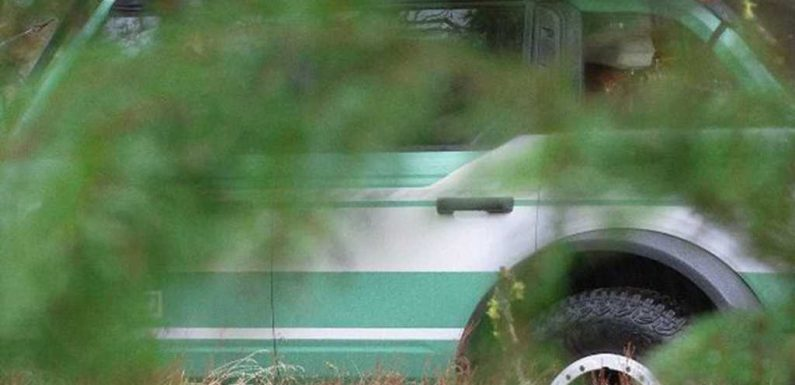 Ford Teases Mint Green, U.S. Forest Service–Ish Bronco Concept SUV