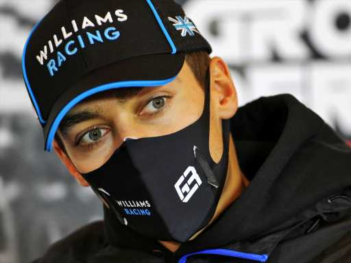 George Russell: Williams optimised FW43 for the race   F1 News by PlanetF1