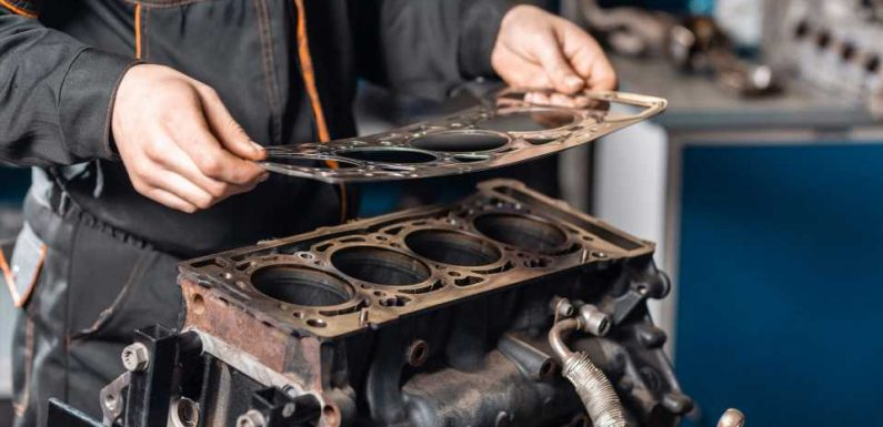 How To Deal With a Blown Head Gasket