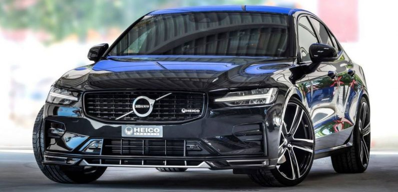 Heico Sportiv introduces e.motion engine control unit – removes 180 km/h speed limit on Volvo models – paultan.org