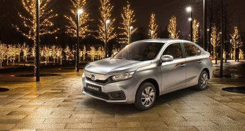 Honda Amaze Special Edition launched at Rs. 7.00 lakh
