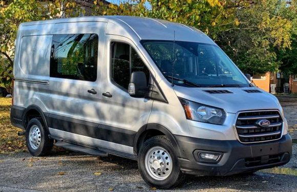 I Have A 2020 Ford Transit Van. What Should I Do With It?