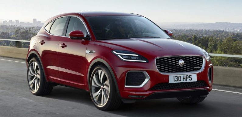 2021 Jaguar E-Pace – 309 PS 1.5L three-cylinder PHEV, 1.5L and 2.0L MHEVs; revised exterior and interior – paultan.org