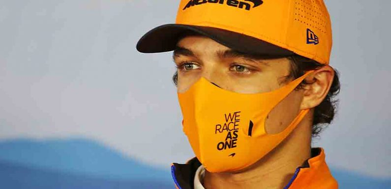 Lando Norris offers apology for Lewis Hamilton, Lance Stroll comments