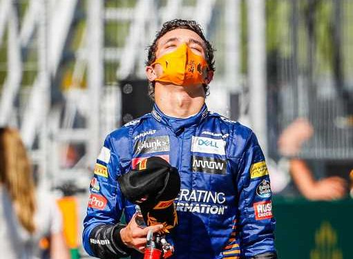 Lando Norris sent Lewis Hamilton direct message of apology