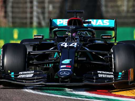 FP1: Lewis Hamilton quickest as F1 returns to Imola | F1 News by PlanetF1