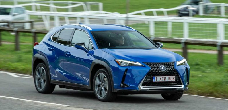New Lexus UX 300e review