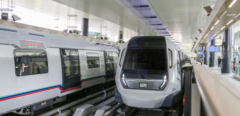 Rapid KL reduces rail and bus frequency due to CMCO – from today; MRT, LRT, Monorail, feeder bus involved – paultan.org