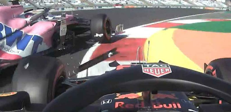 Max Verstappen, Lance Stroll investigated for FP2 collision