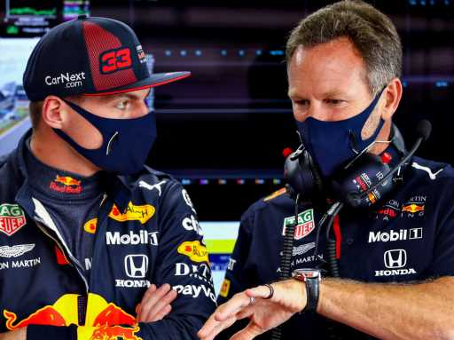 Max Verstappen 'hungriest' driver Christian Horner has worked with