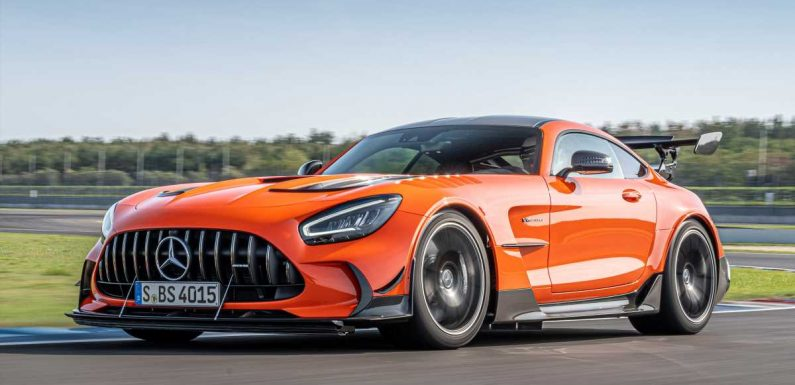 New Mercedes-AMG GT Black Series 2020 review