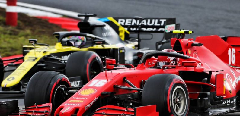 Ferrari aiming to be in top six for rest of 2020 | F1 News by PlanetF1