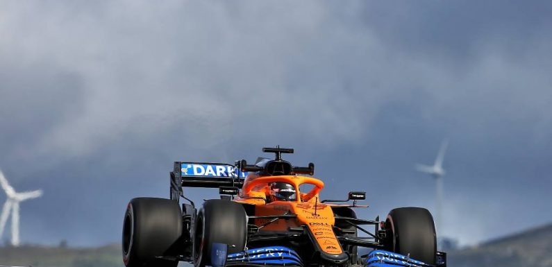 McLaren tormented by wind at Portuguese GP | F1 News by PlanetF1