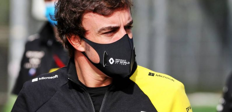 Fernando Alonso: Renault the only team to come back to