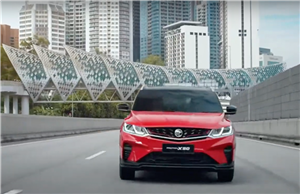 2020 Proton X50 official video – SUV zooms around KL – paultan.org