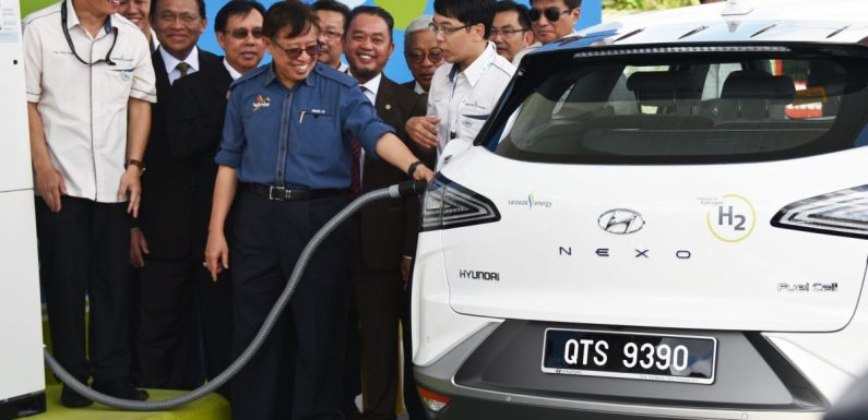 Petros to launch Malaysia's first integrated fuelling station in Sarawak – fossil fuels, electric, hydrogen – paultan.org