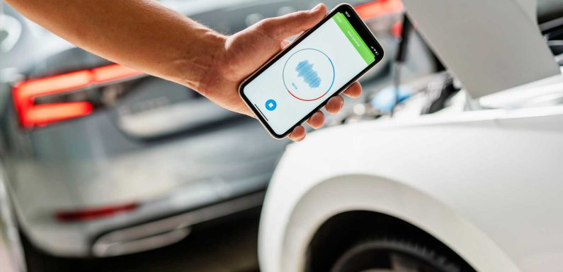 New Skoda smartphone app listens to your engine to pinpoint faults