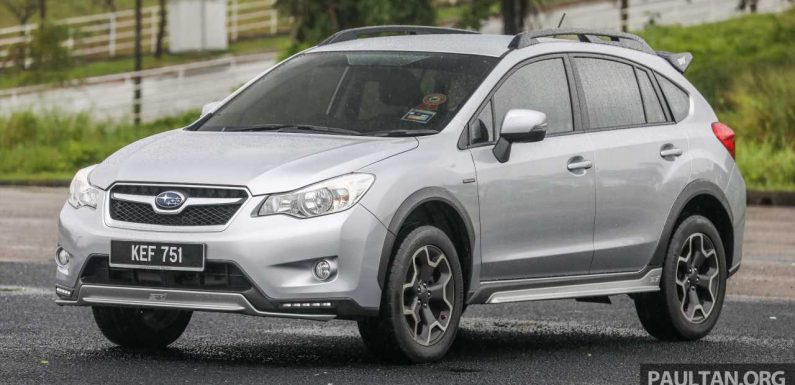 Subaru Auto Protection Programme launched in Malaysia – Silver and Gold packages; from RM1,300 – paultan.org