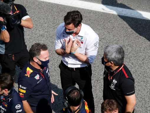 'Toto Wolff blocking a Merc engine deal for Red Bull'   F1 News by PlanetF1