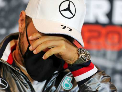 Mercedes hope DNF saves Valtteri Bottas from grid penalty | F1 News by PlanetF1