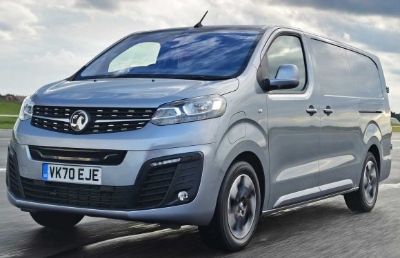 Vauxhall Vivaro-e review