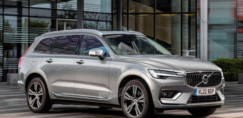 New Volvo XC100 flagship planned for 2022 debut