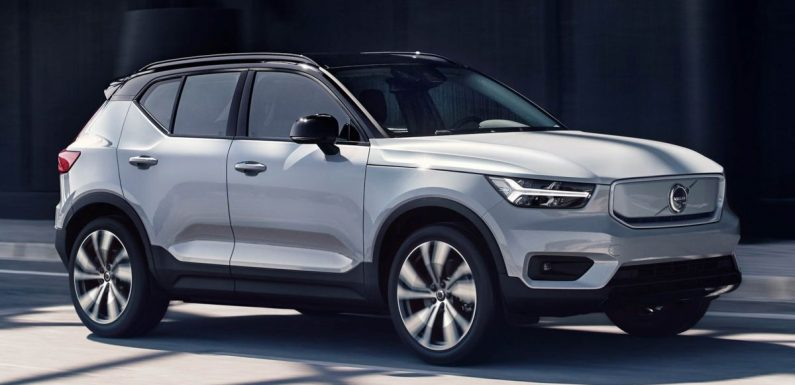 Volvo XC20: smaller SEA-based electric SUV planned? – paultan.org