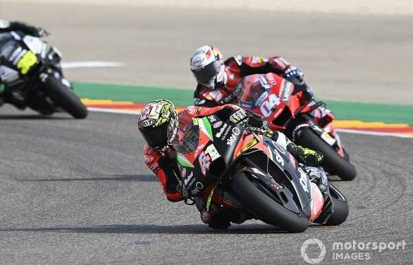 Aleix Espargaro 'hates' to overtake like at Teruel GP