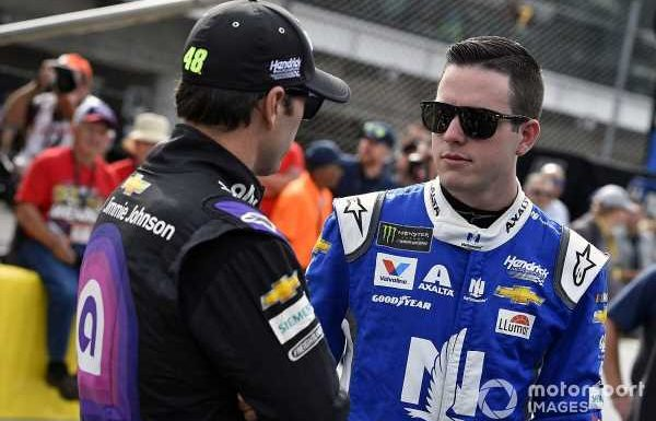 Hendrick taps Alex Bowman as new driver of No. 48 in 2021