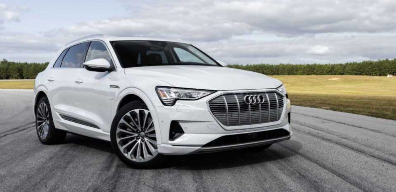 Audi e-tron Available For Up To $12,000 Off Through Combination Of Rebates