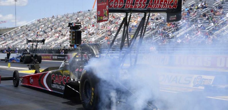 NHRA 2021 Schedule Includes Return of Countdown to Championship Playoffs