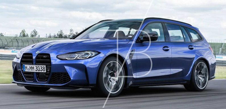 BMW M3 Touring Might Be AWD Only With Automatic Gearbox