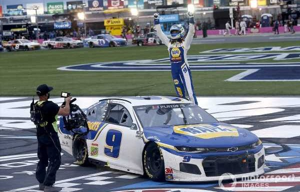 "Chase Elliott: ""We can run with whoever when we're at our best'"