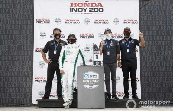 Andretti Autosport partners athlete fan-investment company