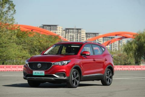 MG rolls out 1,000th ZS EV in India