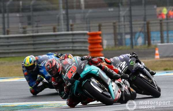 Quartararo's MotoGP battle with Mir 'like fight for victory'
