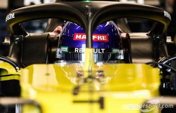 Alonso says Renault car 'outperforming me at the moment'
