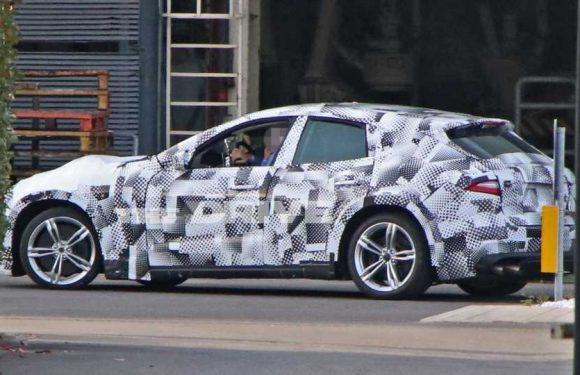 Here's Your Very First Look at the Ferrari Purosangue SUV