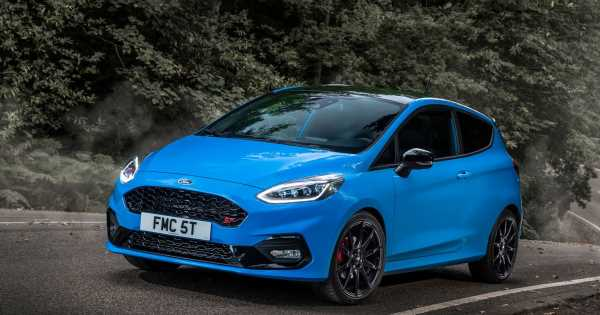 The £27k Ford Fiesta ST Edition Has Manually Adjustable Coilovers